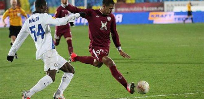 Rubin Kazan-Inter Rondon Donkor