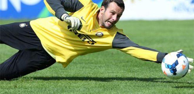 Samir Handanovic Pinzolo