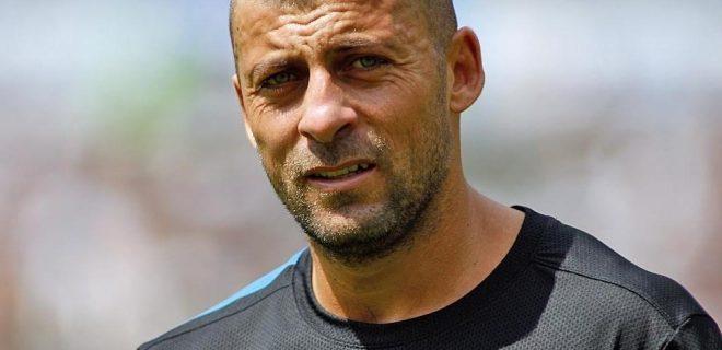 Samuel Inter ritiro Pinzolo