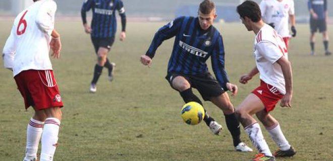 Samuele Longo Inter-Varese