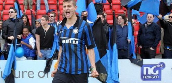 Samuele Longo Inter