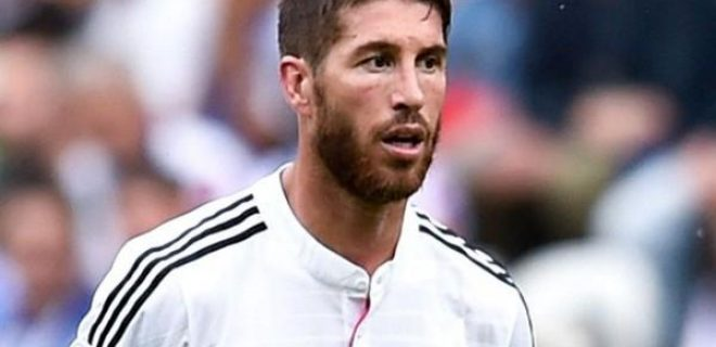 In difesa: Sergio Ramos