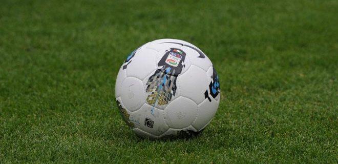 Serie A pallone calcio