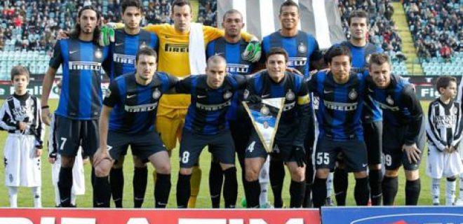 Siena-Inter 3-1 foto squadra