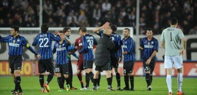 Siena-Inter esultanza fine gara