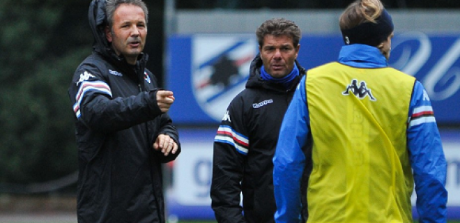 Sinisa Mihajlovic Sampdoria