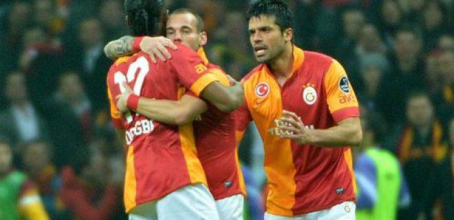 Sneijder Galatasaray