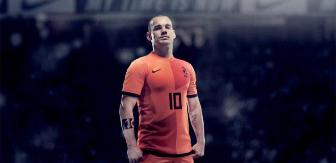 Sneijder Holland