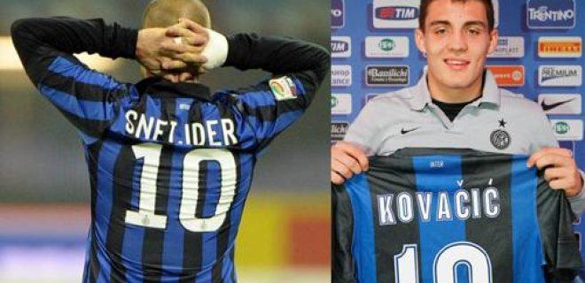 Sneijder Kovacic