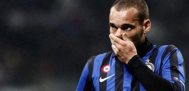 Sneijder Marsiglia-Inter