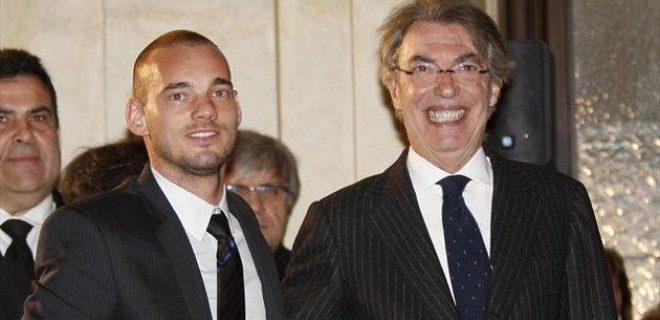 Sneijder Moratti
