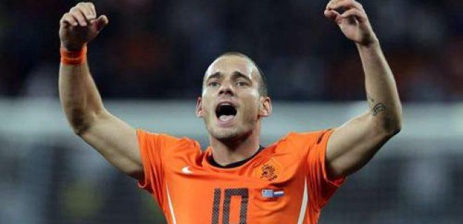 Sneijder Olanda