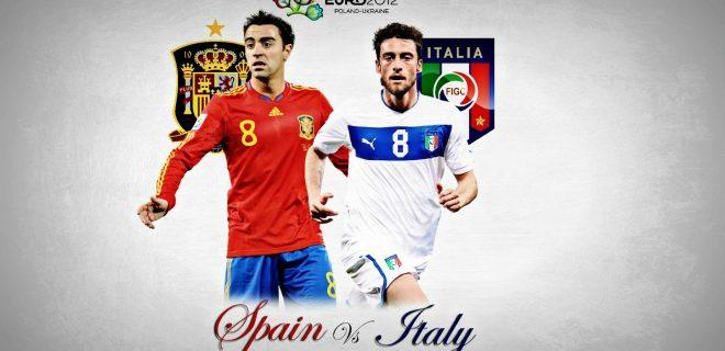 Spagna vs Italia Promo