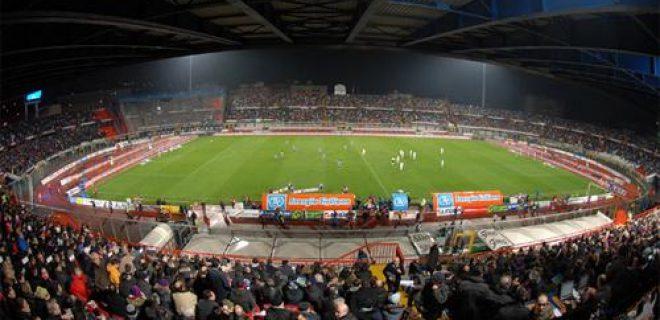 Stadio Massimino Cibali Catania