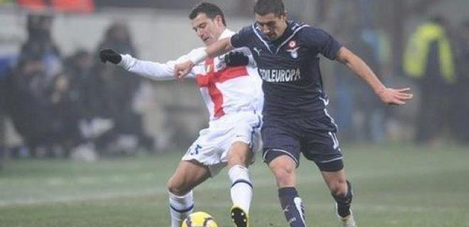 Stankovic Kolarov Inter-Lazio