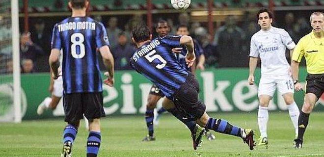 Stankovic Schalke 04 gol