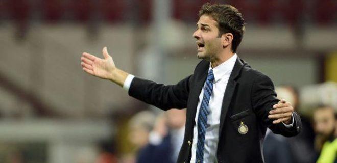 Stramaccioni Inter-Fiorentina