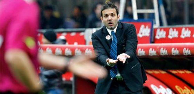 Stramaccioni Inter-Juventus