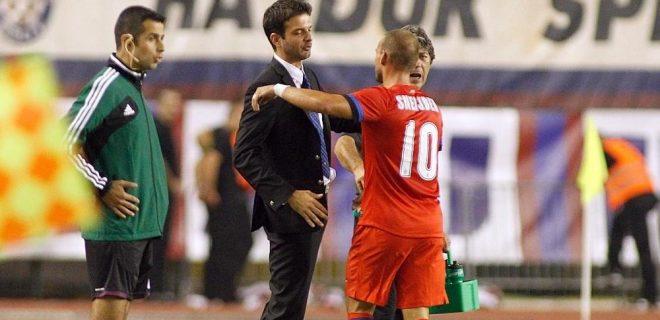 Stramaccioni Sneijder Hajduk Spalato-Inter