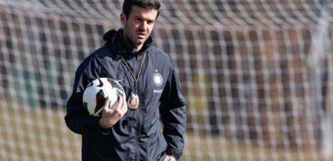 Stramaccioni allenamento Inter