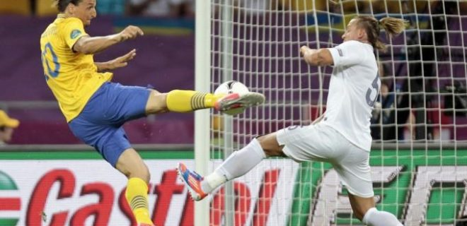 Svezia-Francia 2-0