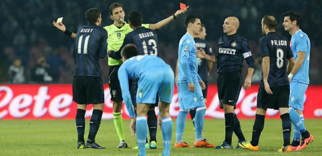 Tagliavento Napoli-Inter