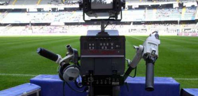 Telecamera serie A calcio