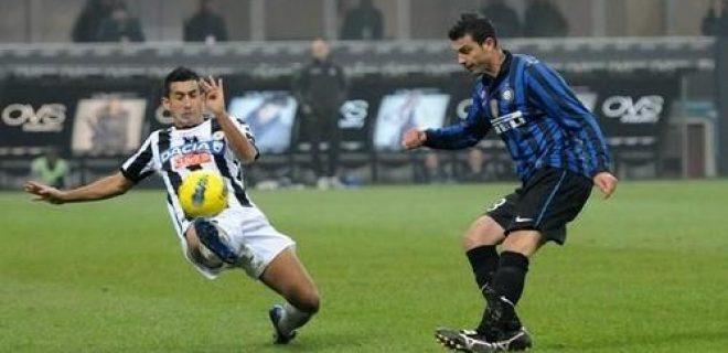 Thiago Motta Inter-Udinese
