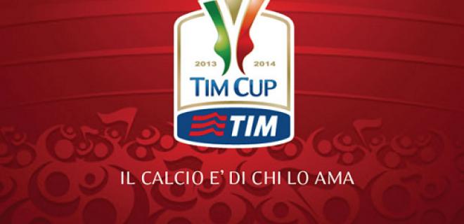 Tim Cup Coppa Italia 2013-14