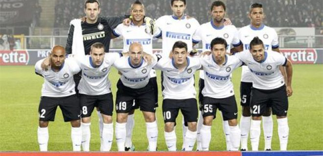 Torino-Inter foto squadra