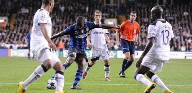 Tottenham-Inter 2010-11