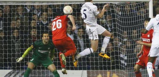 Tottenham-Inter gol Vertonghen