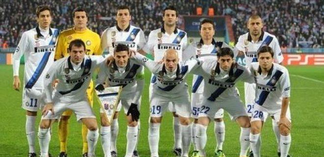Trabzonspor-Inter foto squadra