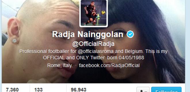 Twitter Nainggolan