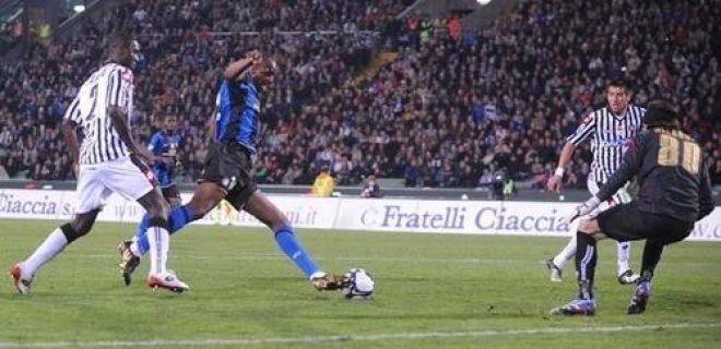 Udinese-Inter Vieira