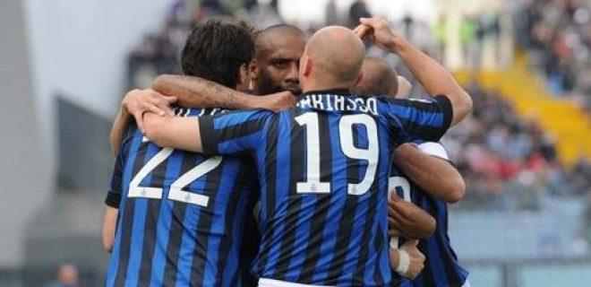Udinese-Inter esultanza