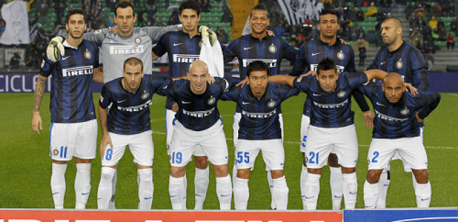 Udinese-Inter foto squadra