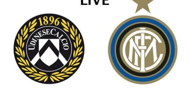 Udinese-Inter live