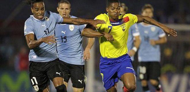 Uruguay-Ecuador