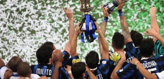 Vittoria Coppa Italia 2011