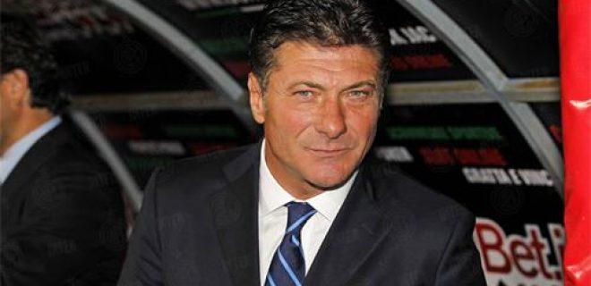 Walter Mazzarri Catania-Inter