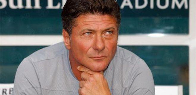 Walter Mazzarri Guinness Cup 2013 Inter vs Juventus