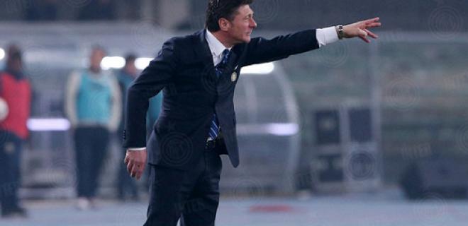 Walter Mazzarri Hellas Verona-Inter