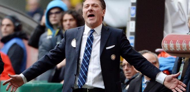 Walter Mazzarri Inter-Catania