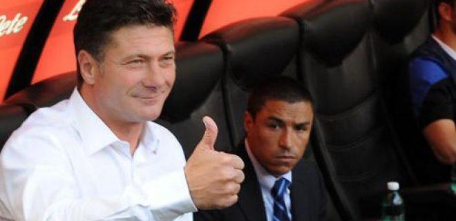 Walter Mazzarri Inter-Cittadella