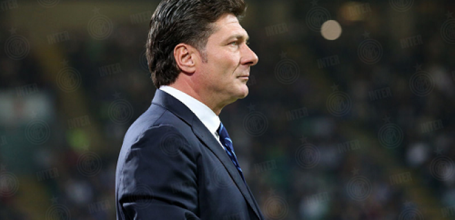 Walter Mazzarri Inter-Hellas Verona