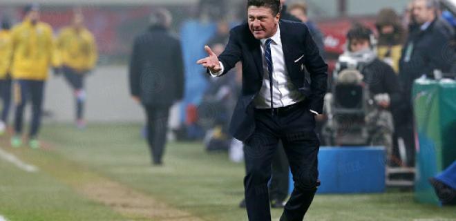 Walter Mazzarri Inter-Parma