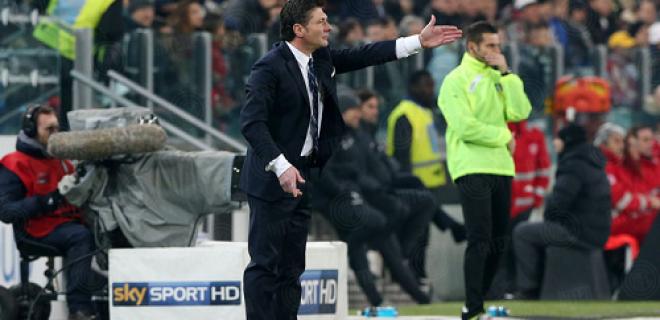 Walter Mazzarri Juventus-Inter