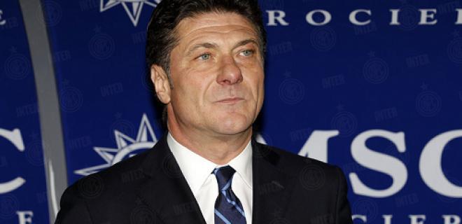 Walter Mazzarri Napoli-Inter