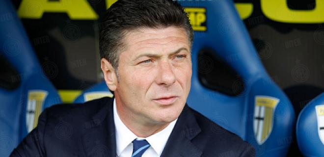 Walter Mazzarri Parma-Inter